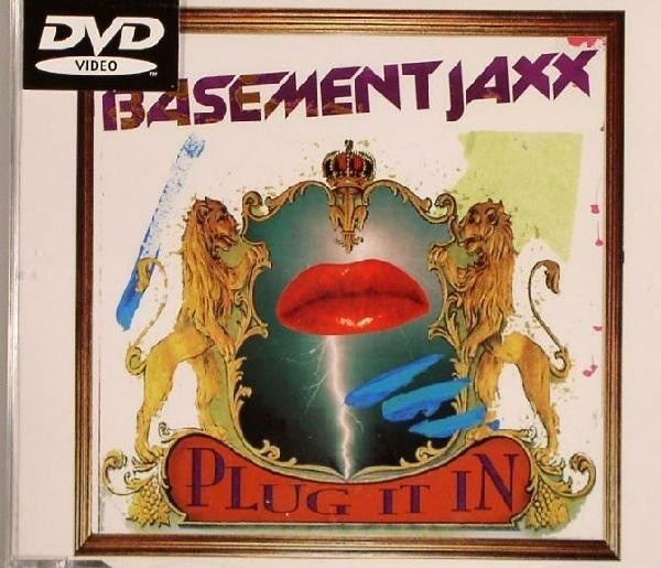 BASEMENT JAXX - Plug It In - DVD