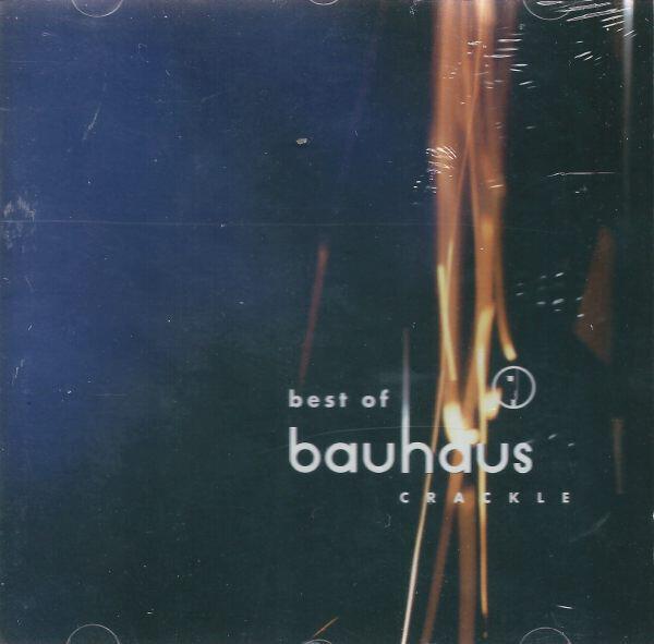 BAUHAUS - Crackle - CD