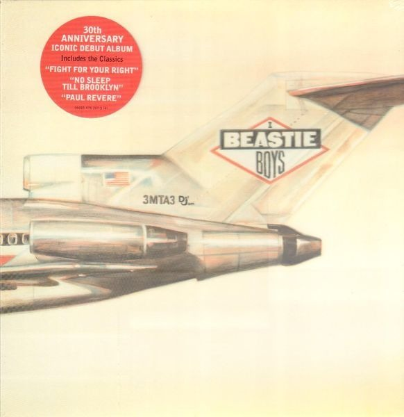 Licensed To Ill (30th Anniversary) - Beastie Boys