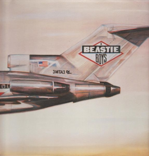 Beastie Boys - Licensed To Ill EP