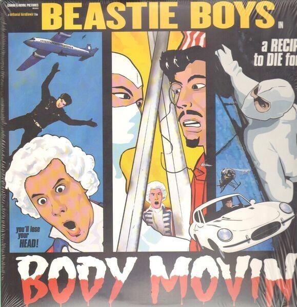 #<Artist:0x000000049ae058> - Body Movin'