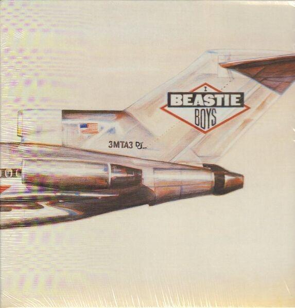 Beastie Boys - Licensed To Ill (still Sealed)