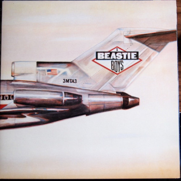 Beastie Boys - Licensed To Ill (gatefold)