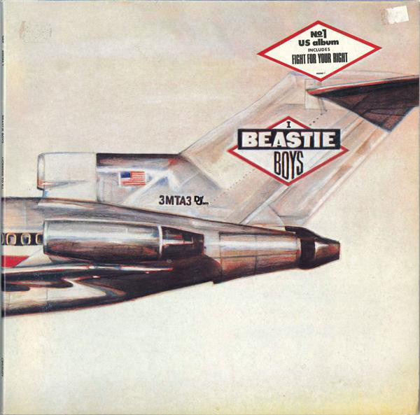 Licensed To Ill (gatefold) - Beastie Boys