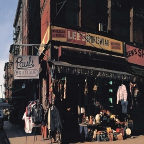 #<Artist:0x007fafc6726640> - Paul's Boutique (remastered Vinyl)