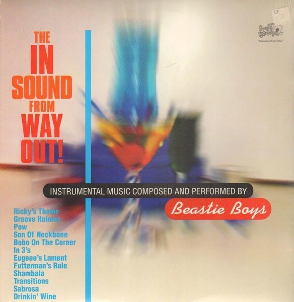 #<Artist:0x00007f811dbe0208> - The In Sound From Way Out!