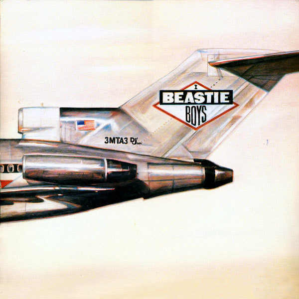 Beastie Boys - Licensed To Ill (us Press)