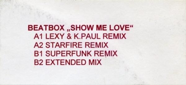 Beatbox show me love