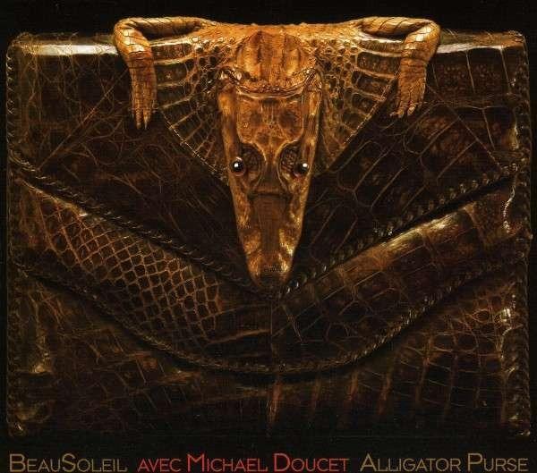 #<Artist:0x007f7573c81640> - Alligator Purse