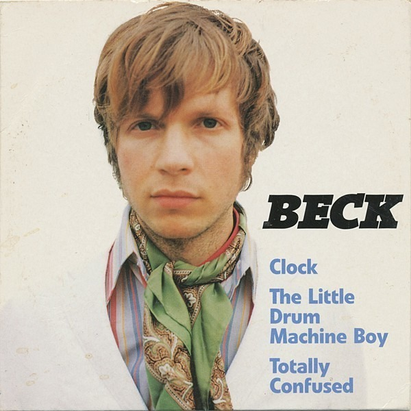 BECK - Clock / The Little Drum Machine Boy / Totally Confused - CD