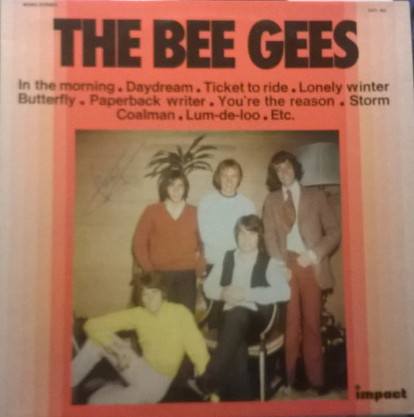#<Artist:0x007f1eacfbe088> - The Bee Gees