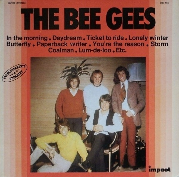 #<Artist:0x007faf4569fa40> - The Bee Gees