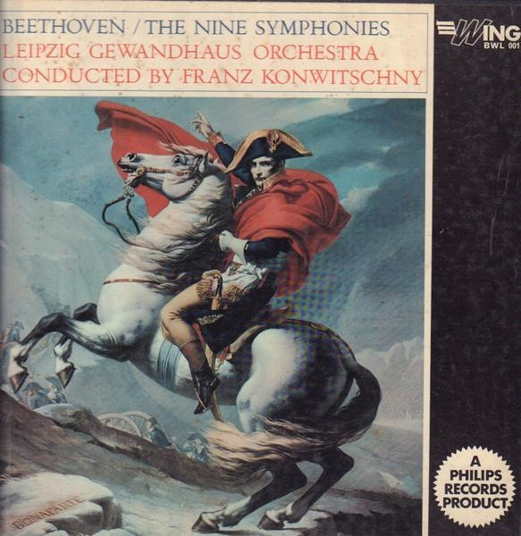 #<Artist:0x007fe34026c638> - The Nine Symphonies