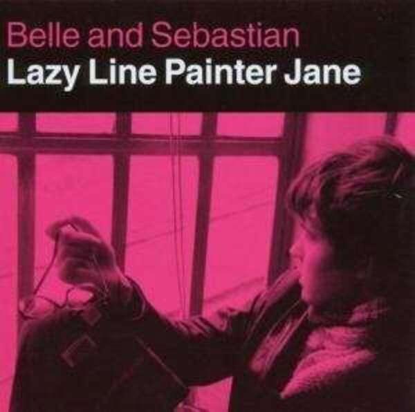 BELLE & SEBASTIAN - Lazy Line Painter Jane - CD single