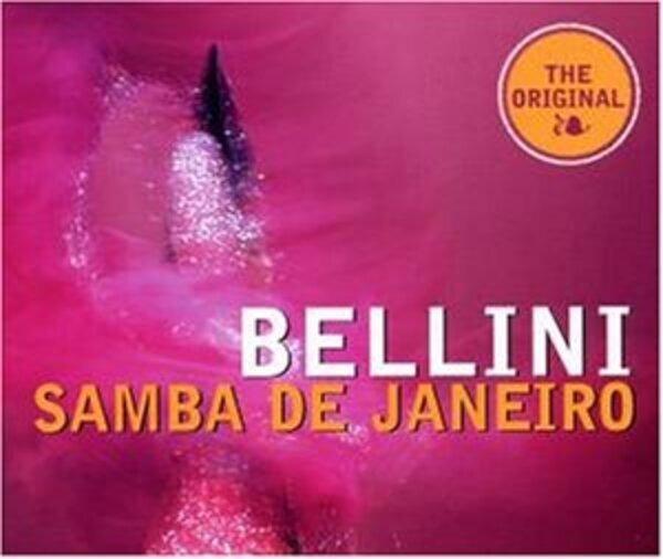 BELLINI - Samba de Janeiro - CD single
