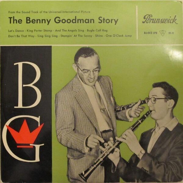 #<Artist:0x00007f811e1238c8> - The Benny Goodman Story
