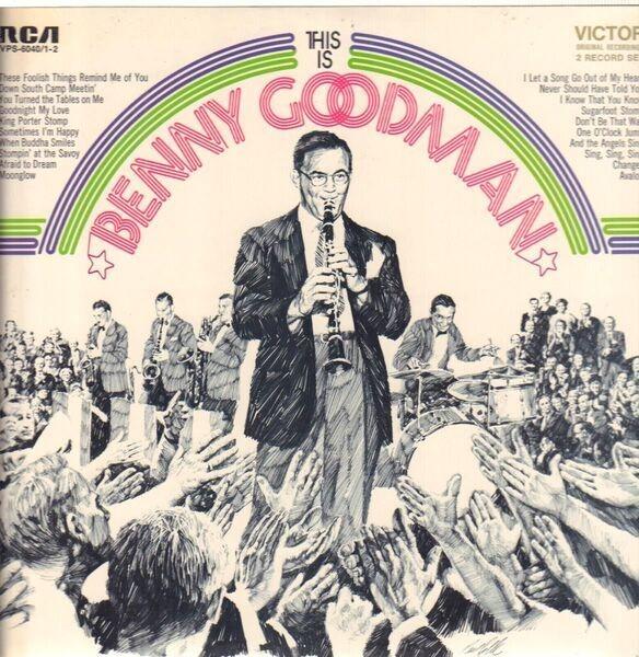 #<Artist:0x007f4471675568> - This Is Benny Goodman