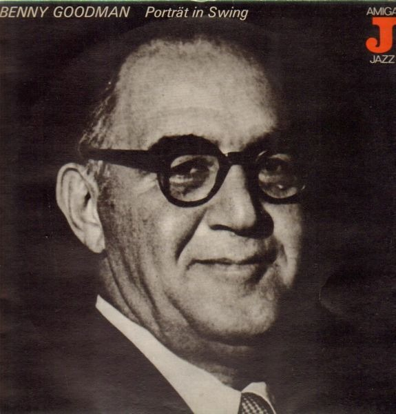 BENNY GOODMAN - Porträt In Swing - LP