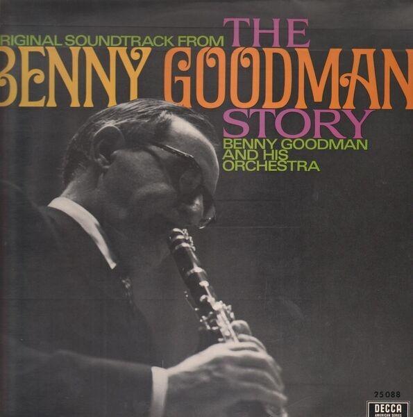 #<Artist:0x007f2783e41c70> - The Benny Goodman Story