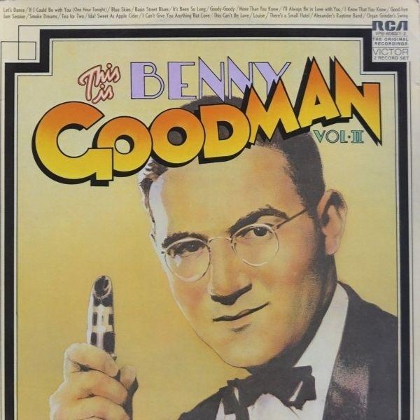 #<Artist:0x00007fd90335d5e8> - This Is Benny Goodman