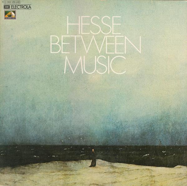 #<Artist:0x007f0b205b2d90> - Hesse Between Music