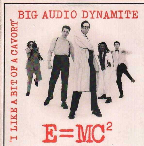 BIG AUDIO DYNAMITE - E = MC2 / A Party - 12 inch x 1
