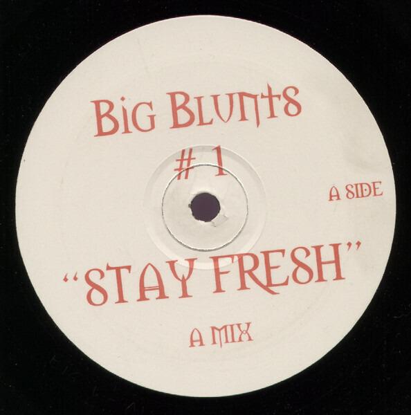 BIG BLUNTS - # 1 - Maxi x 1