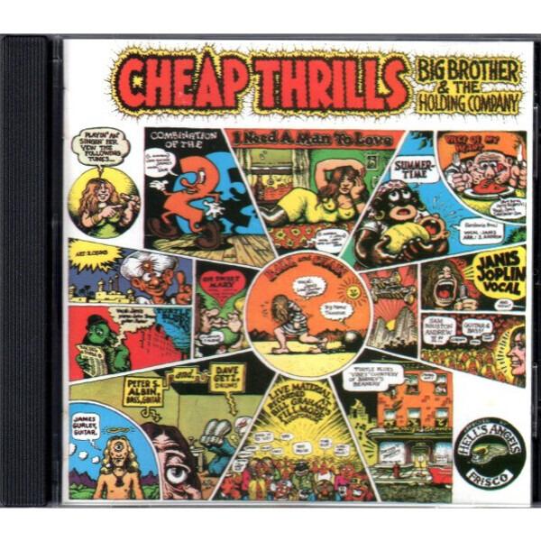 #<Artist:0x007fafc4b26530> - Cheap Thrills