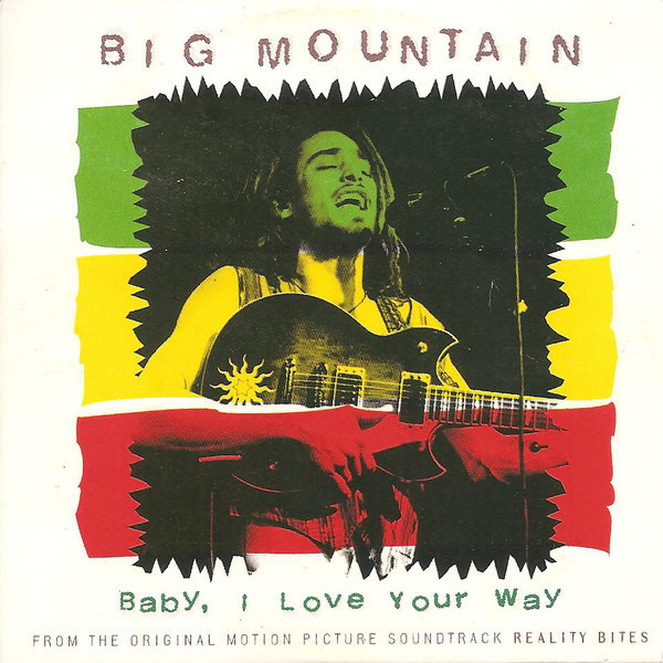 BIG MOUNTAIN - Baby, I Love Your Way (CARD SLEEVE) - CD Maxi