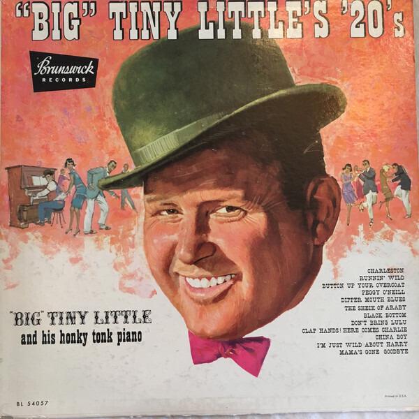 'BIG' TINY LITTLE - 'Big' Tiny Little's '20's - LP