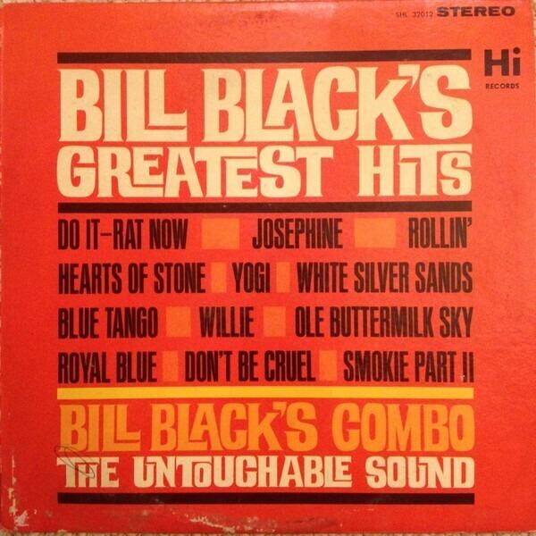 #<Artist:0x007f821cf93328> - Bill Black's Greatest Hits