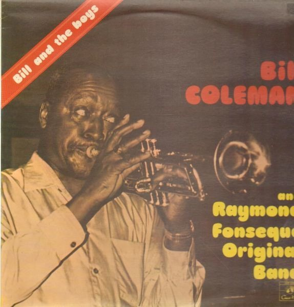 BILL COLEMAN - Bill And The Boys - 33T