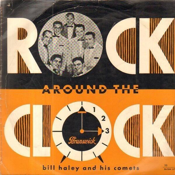 #<Artist:0x000000000754d858> - Rock Around the Clock