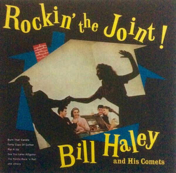 #<Artist:0x007f5c7e9b9588> - Rockin' The Joint