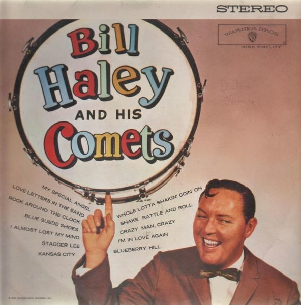 #<Artist:0x007f7a294c7b60> - Bill Haley And His Comets