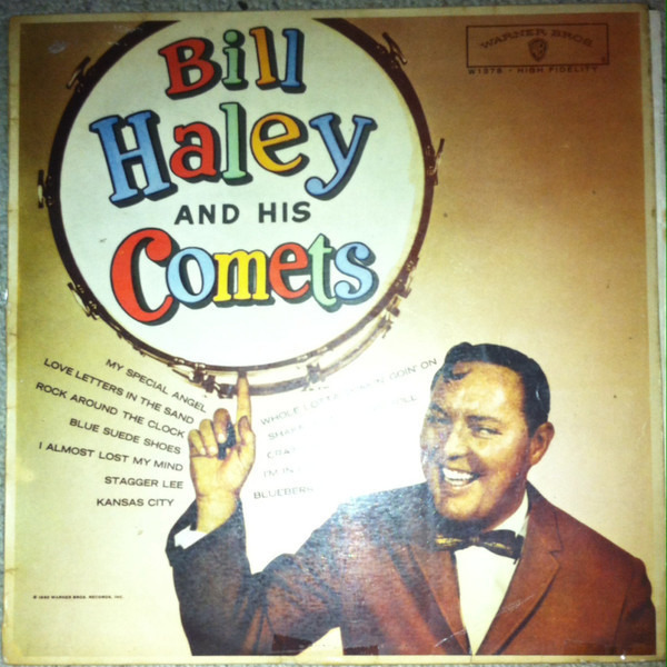 #<Artist:0x007f821c5c6818> - Bill Haley And His Comets
