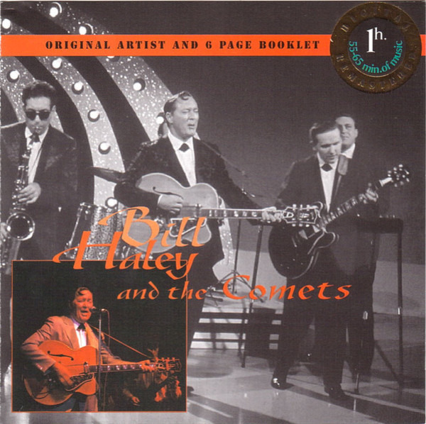 #<Artist:0x00007fd903f80c30> - Bill Haley And His Comets