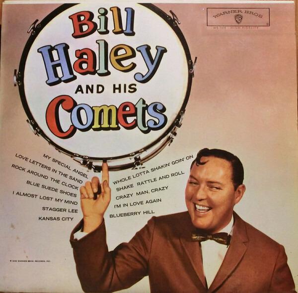 #<Artist:0x007f822e7de6c0> - Bill Haley And His Comets