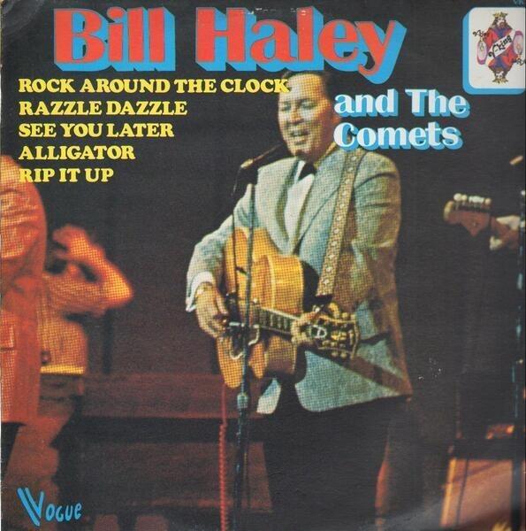 #<Artist:0x00007fd8e5fe6b20> - Bill Haley and the Comets