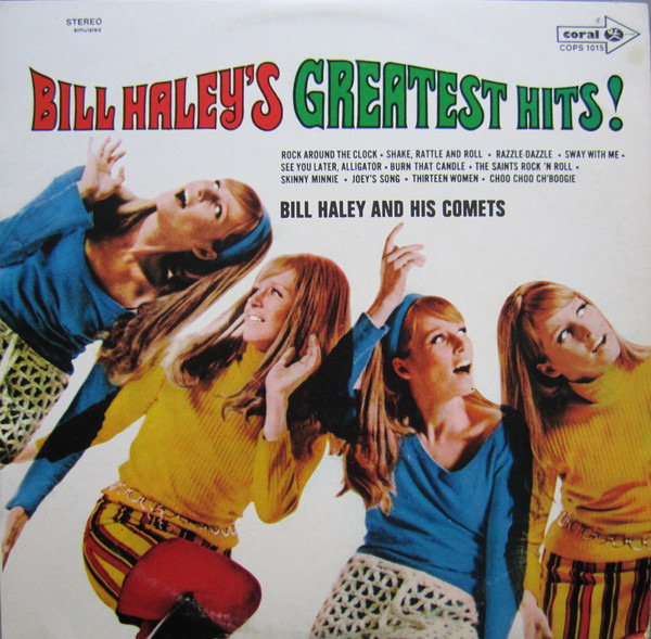 #<Artist:0x007fafb9d23690> - Bill Haley's Greatest Hits!
