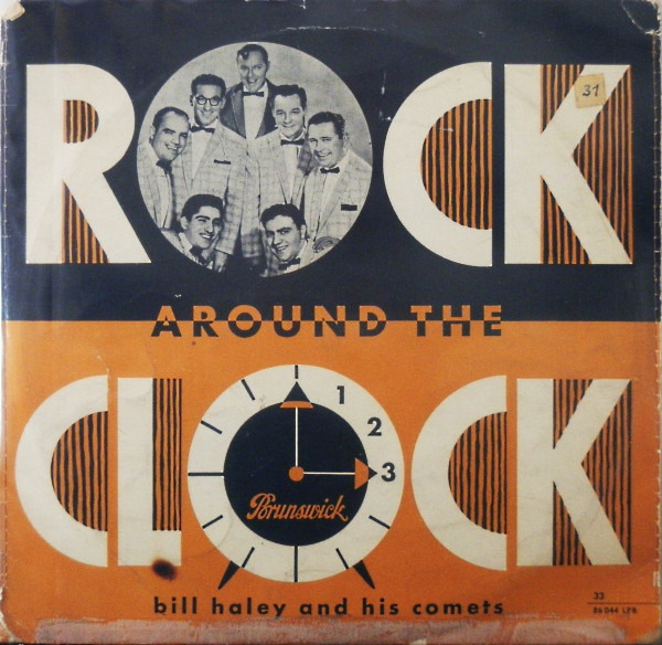 #<Artist:0x007f1eae5210b0> - Rock Around the Clock