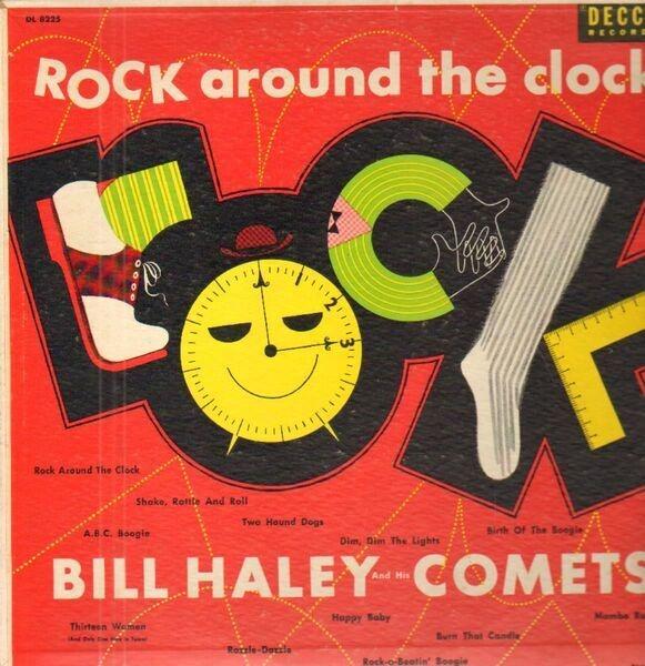#<Artist:0x007f14cf3af350> - Rock Around the Clock