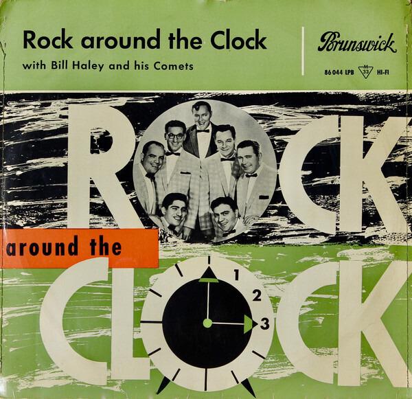 #<Artist:0x007f3a83d13458> - Rock Around the Clock