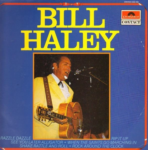 #<Artist:0x007fafd06d7860> - Bill Haley