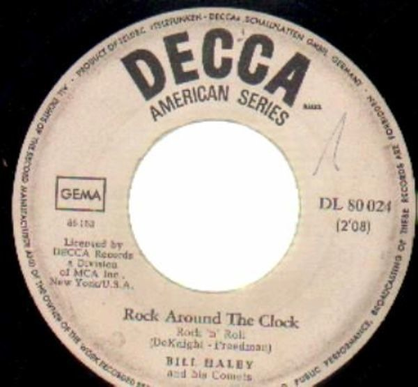 #<Artist:0x007f7874bb00a0> - Rock Around The Clock / Shake, Rattle And Roll