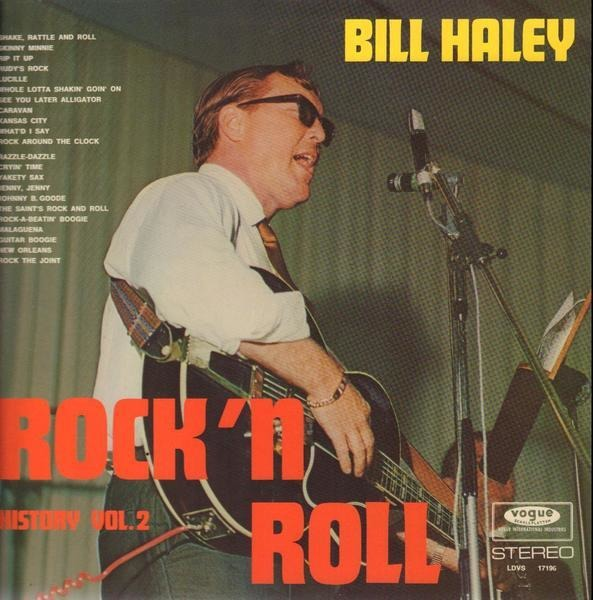 #<Artist:0x00007fd8e1985d98> - Rock'n'Roll History Vol. 2