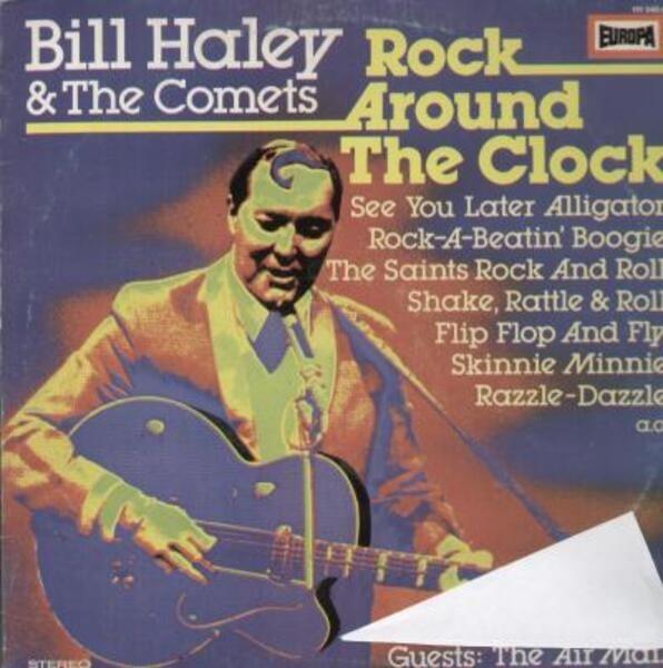 #<Artist:0x007ff754d886e8> - Rock Around the Clock