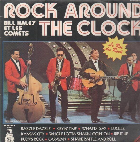 #<Artist:0x007f25a97e95c0> - Rock Around The Clock - Le Roi Du Rock
