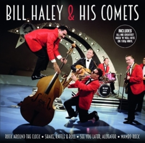 #<Artist:0x007f5d5ad8f428> - Bill Haley And His Comets