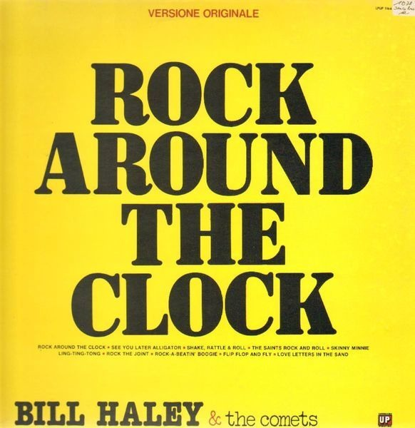 #<Artist:0x007f1f3c006d58> - Rock Around The Clock  / See You Later Alligator
